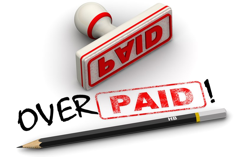 What is overpayment relief?