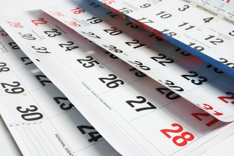 Tax Diary May/June 2018