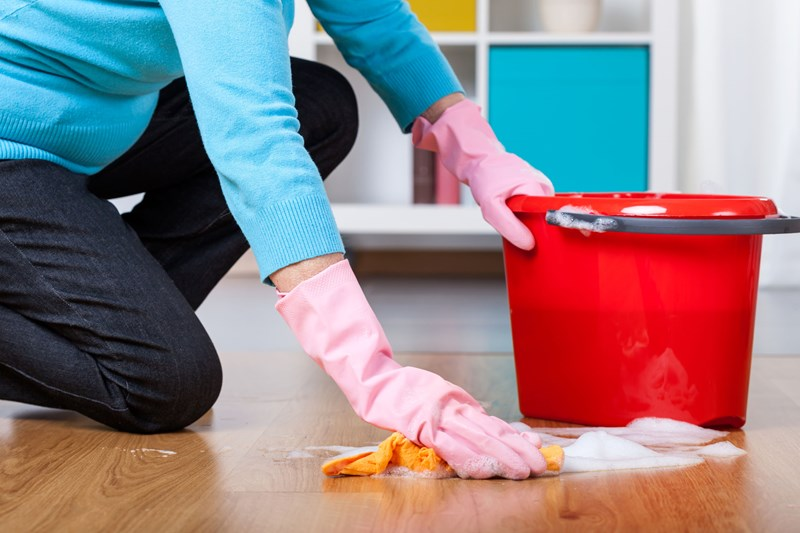 Employing someone to work in your home