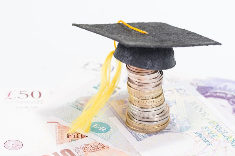 Repayment of student loans
