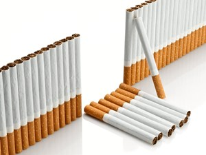 Cigarette smuggling trio jailed
