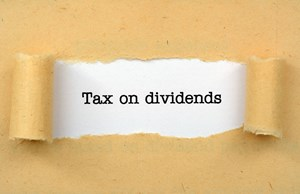 Dividend taxation changes