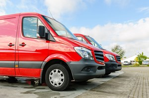 Van benefits for zero emission vans