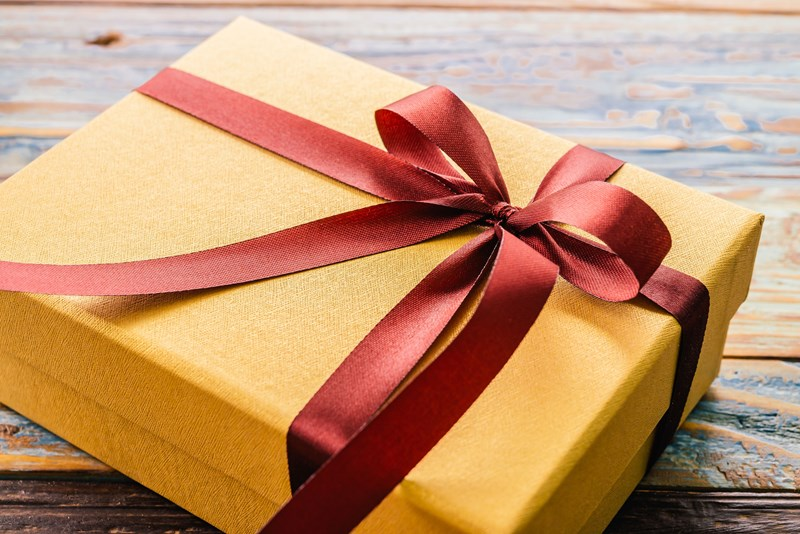 Expenses and benefits: Christmas gifts