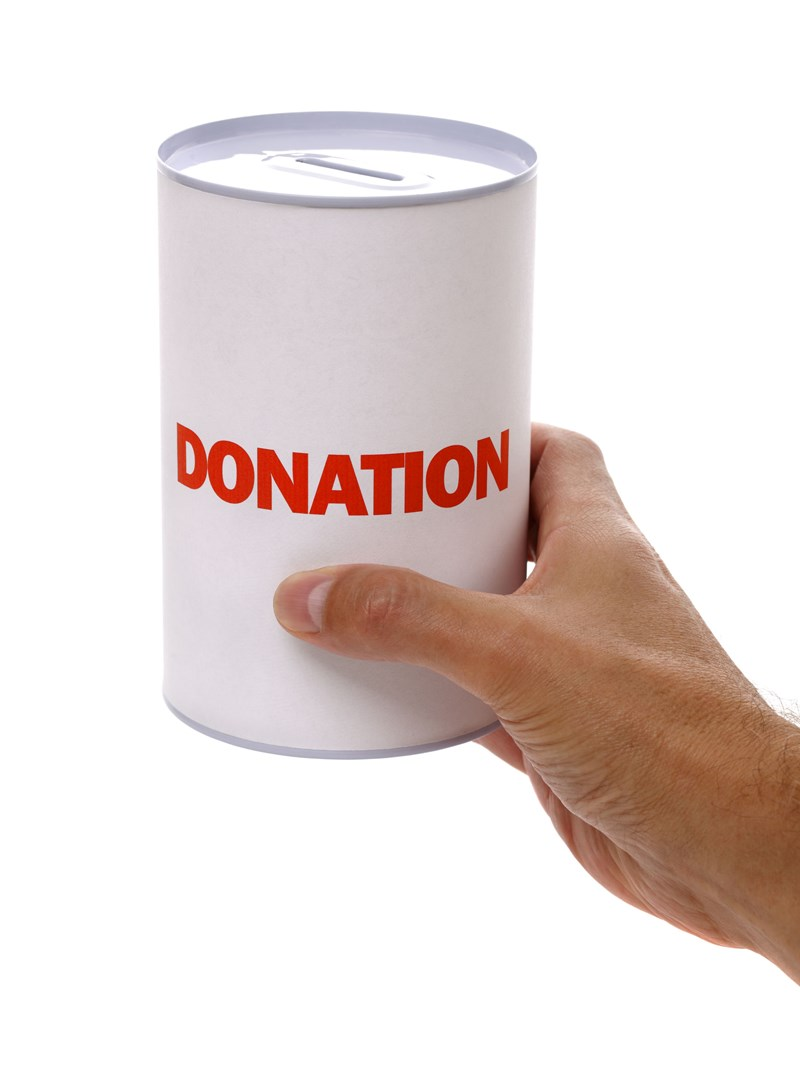 Gift Aid donations