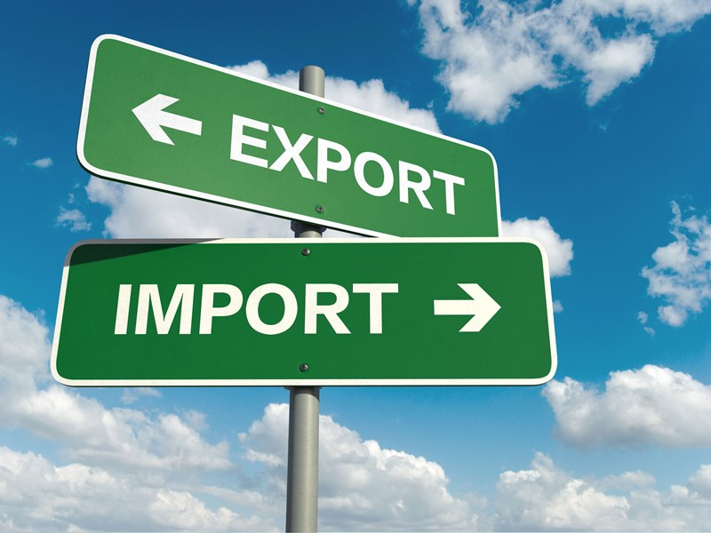 How to import goods for the first time