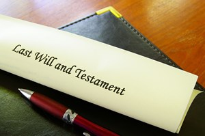 Changing a will after death