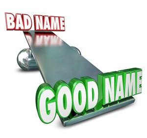 Choosing a company name
