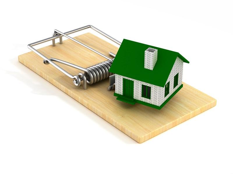 Land Registry property alert service