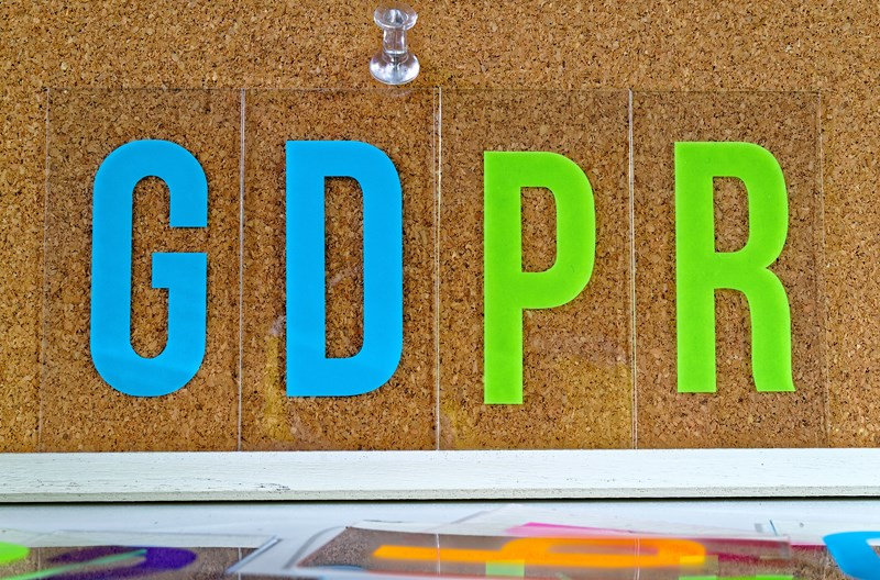 The GDPR is coming