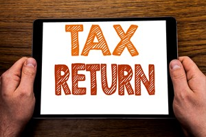 When do you have to register to submit a tax return?