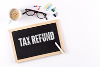 Could you claim expenses and an early tax refund?