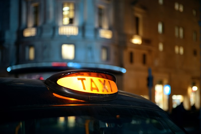 Late night taxis for employees