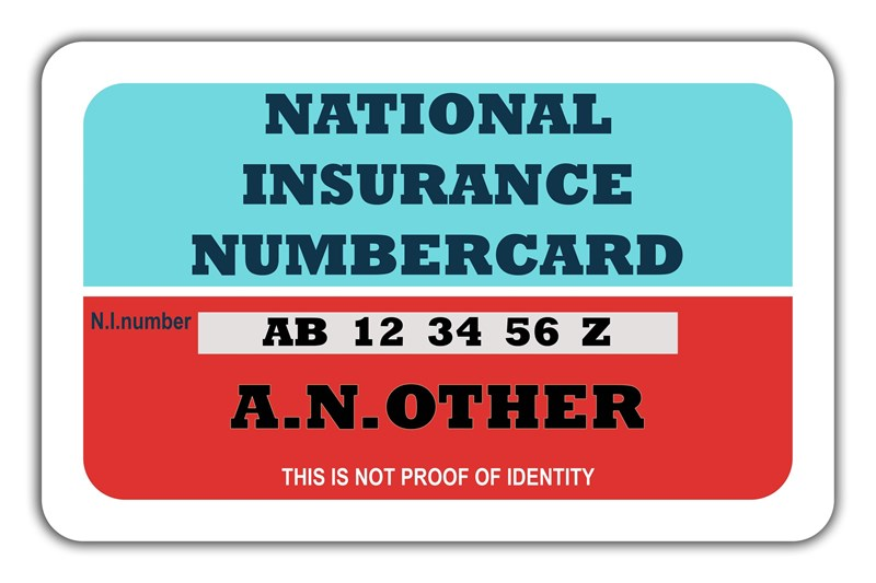 Print National Insurance Number >> News